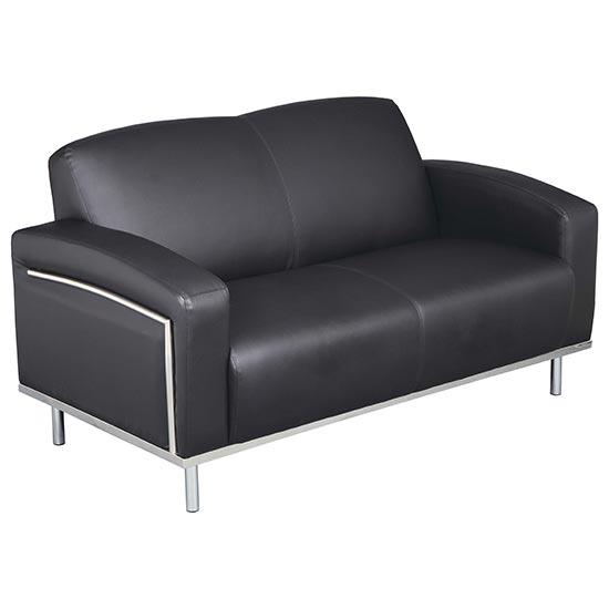 Faux-Leather-2-Seater-Sofa