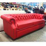 Hariss Genuine Leather Sofa