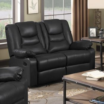 Kirk 2 Seater Reclining Loveseat