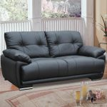 Lucy Leather Sofa
