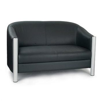 Reception Genuine Leather Sofa