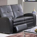 Sarah Leather Reclining Sofa