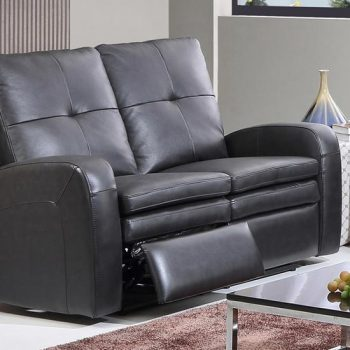 Sarah Leather Reclining Sofa